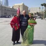 новруз байрам в Баку