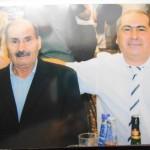МОЙ ОТЕЦ И Я  2012 ГОД В БАКУ